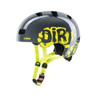 Link zu uvex  Kinderhelm kid 3 race, Grey-lime Details