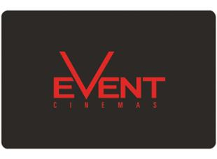 Event Cinemas Event Cinemas Gift Card
