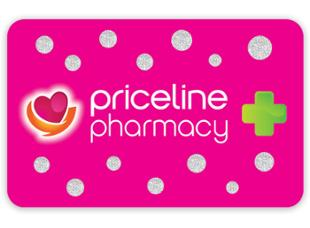 Priceline Pharmacy Priceline Gift Card