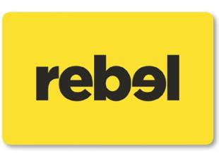 Rebel Sport Rebel Sport Gift Card