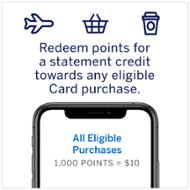 Membership Rewards Use Points for Purchases