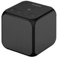 linkToText Sony Ultra-Portable Bluetooth® Wireless Speaker (Black) detailsPageText