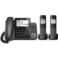 linkToText Panasonic Digital Corded / Cordless Phone with Power Back-Up Operation detailsPageText