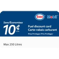 linkToText Esso and Mobil Price Privileges™ Fuel Discount Card detailsPageText