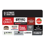 The Ultimate Dining Card All the restaurants you love, on one card
