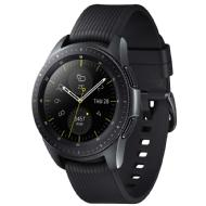 linkToText Samsung Galaxy Watch 42 mm Smartwatch with Heart Rate Monitor (Black) detailsPageText