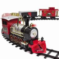 linkToText FAO SCHWARZ 75 Piece Motorized Train Set with Sound detailsPageText
