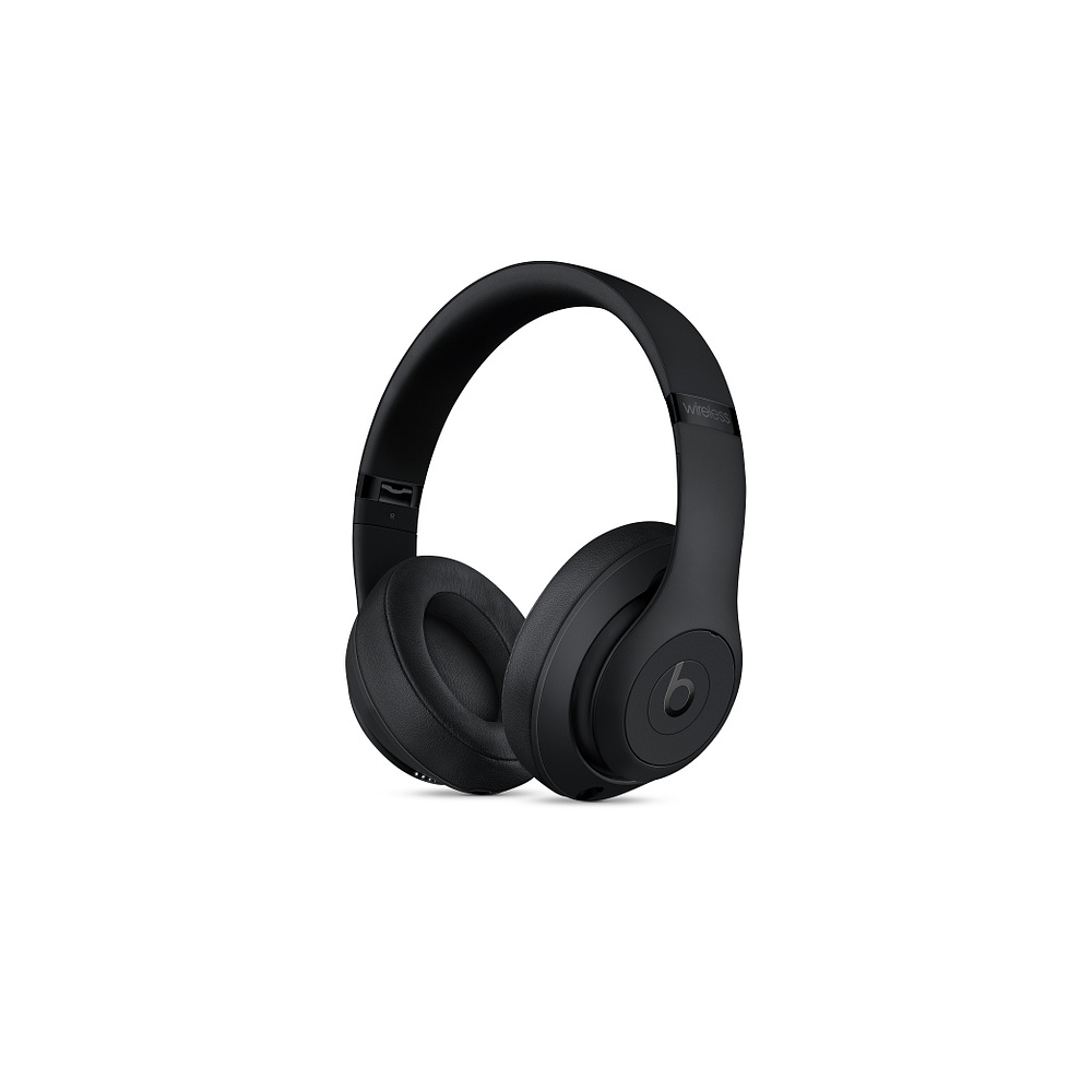 Beats by Dr. Dre Studio 3 Over-Ear Sound Isolating Bluetooth<sup>®</sup> Headphones (Black)