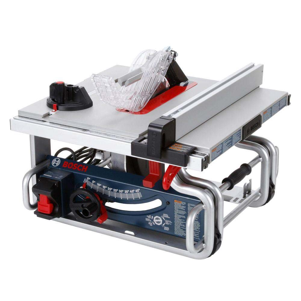 Bosch 178 cm Portable Jobsite Table Saw
