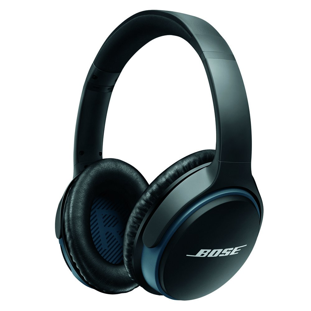 Bose SoundLink® around-ear headphones II (Black)