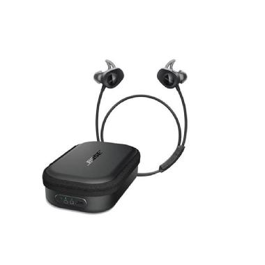 Bose<sup>®</sup> SoundSport<sup>®</sup> Wireless Headphone with Charging Case (Black)