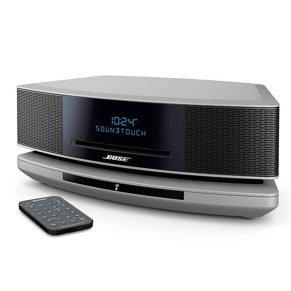 Bose<sup>®</sup> Wave<sup>®</sup> SoundTouch<sup>®</sup> music system IV