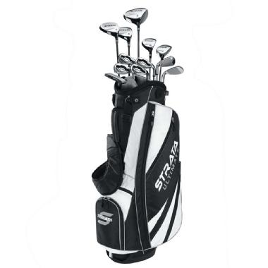 Callaway Strata Ultimate 18 piece Men's Set (Right Hand)