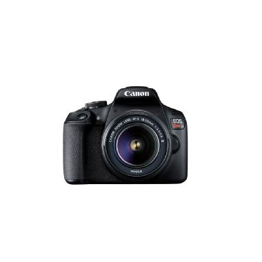 Canon DSLR EOS REBEL T7 18-55mm f/3.5-5.6 III
