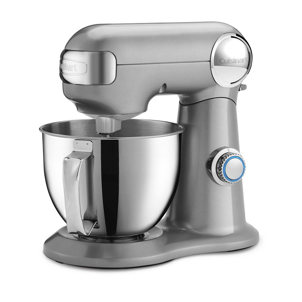Cuisinart<sup>®</sup> Precision Master<sup>™</sup> 3.3 L Stand Mixer (Silver)