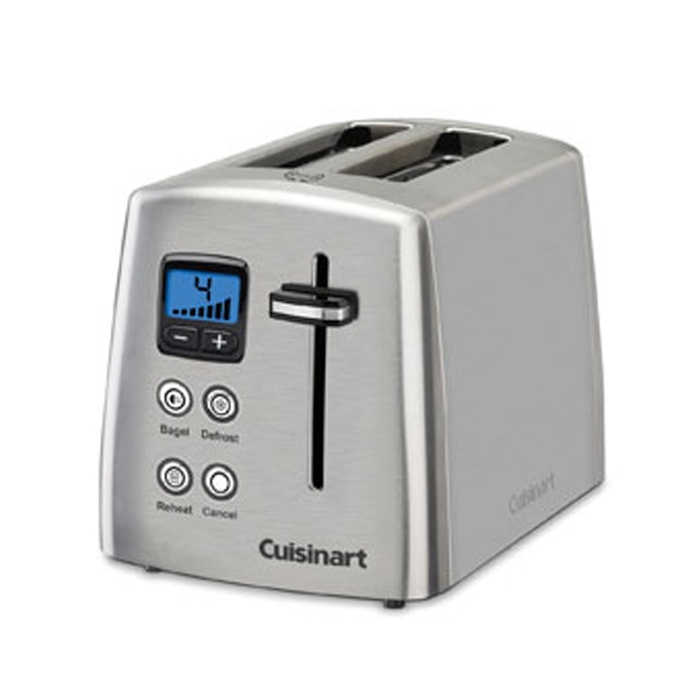 Cuisinart 2-Slice Countdown Mechanical Toaster