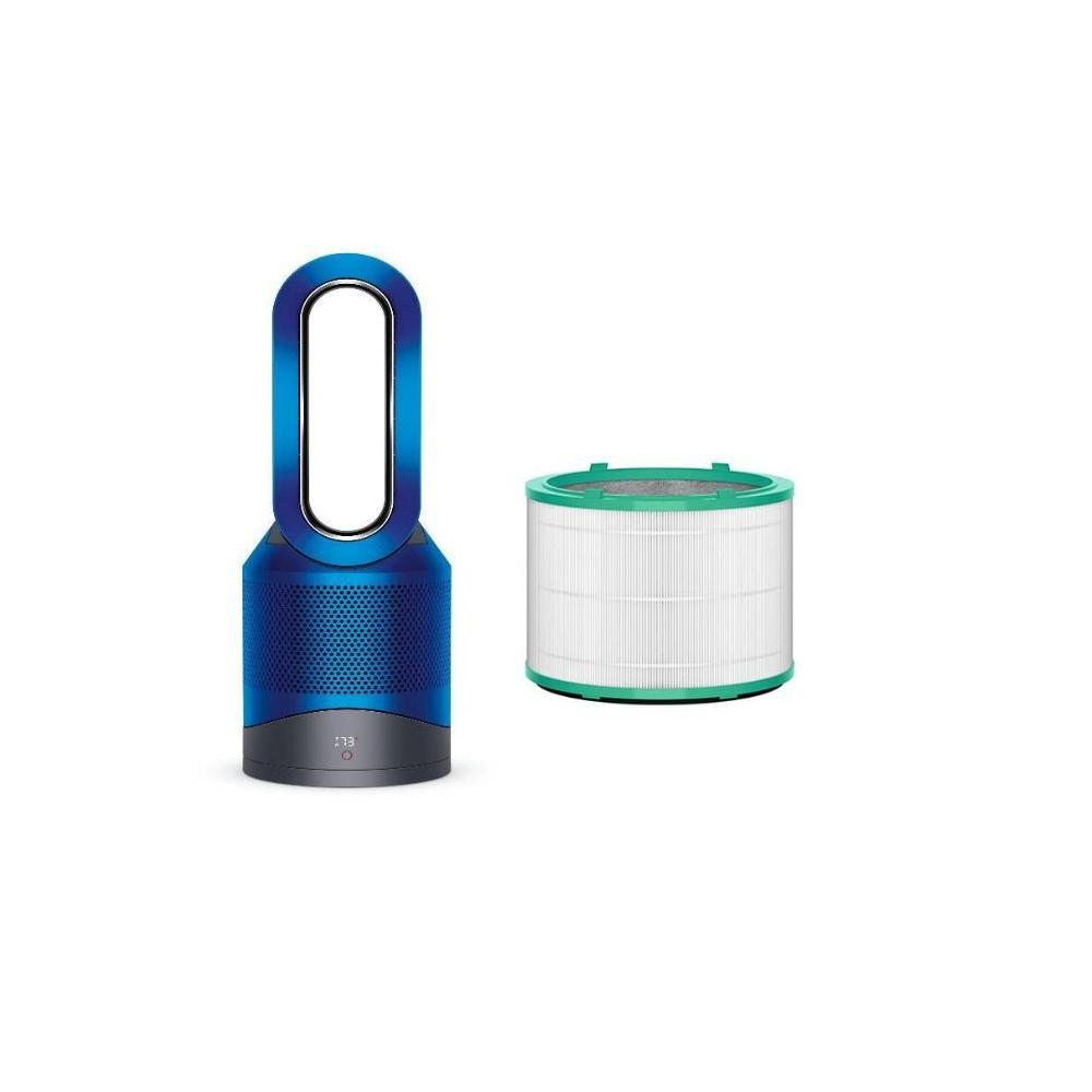 Dyson Pure Hot+Cool Link<sup>™</sup> Air Purifier Heater & Fan (Blue) PLUS Replacement Filter