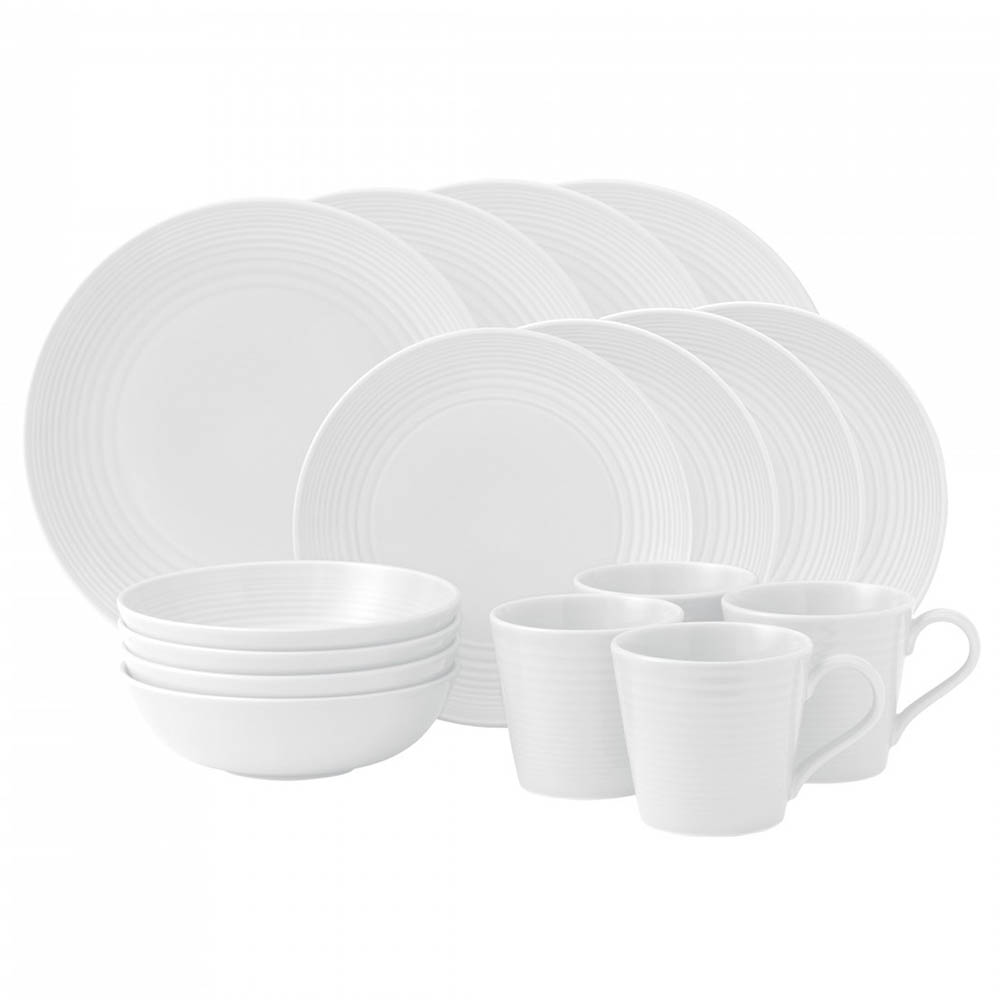 Gordon Ramsay Maze 16 piece Dinnerware Set