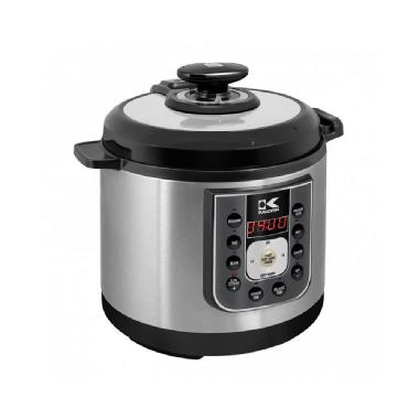 Kalorik Stainless Steel Perfect Sear Pressure Cooker