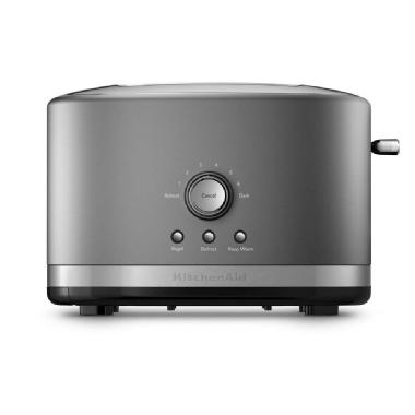 KitchenAid<sup>®</sup> 2-Slice Toaster with High Lift Lever (Contour Silver)