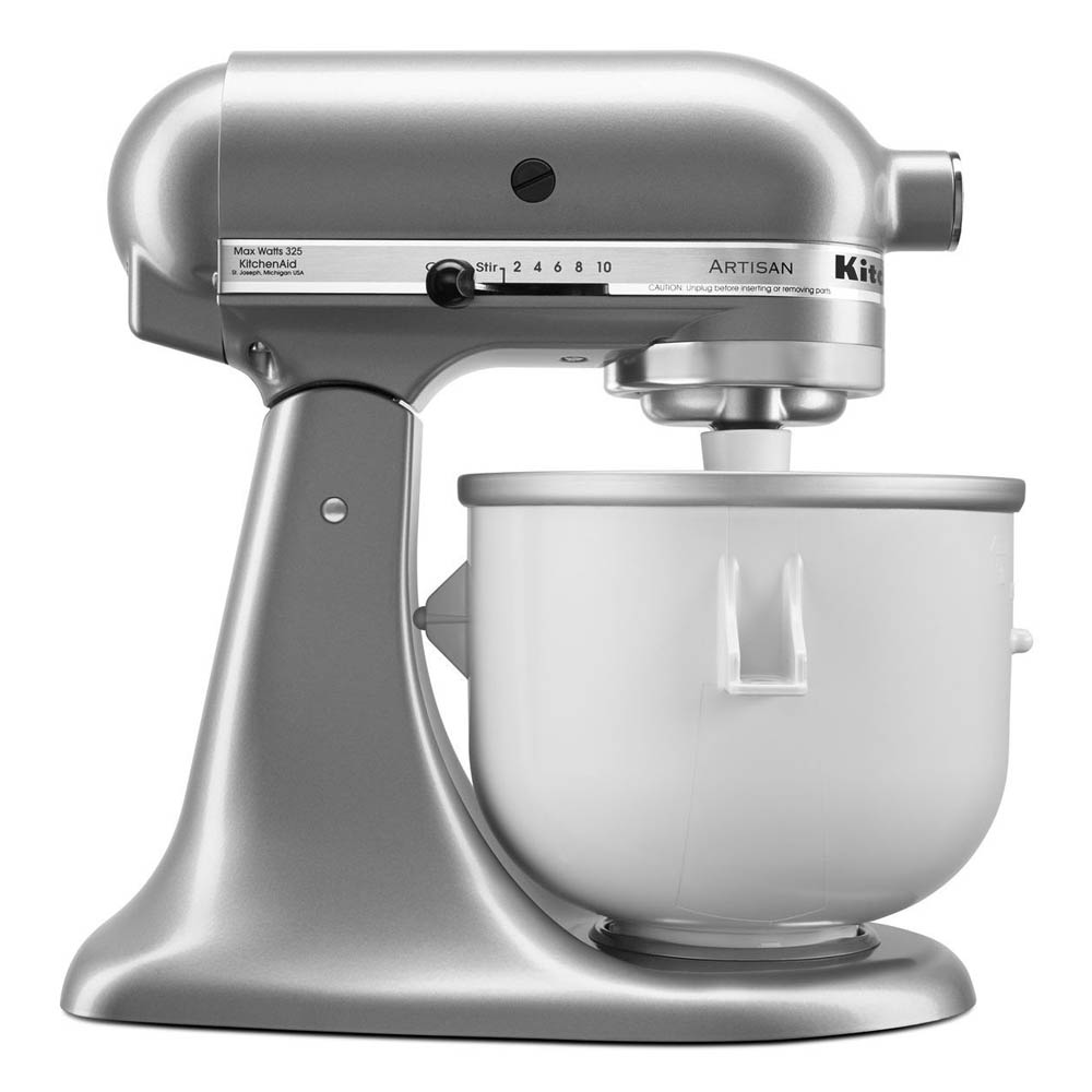 KitchenAid<sup>®</sup> Ice Cream Maker Attachment