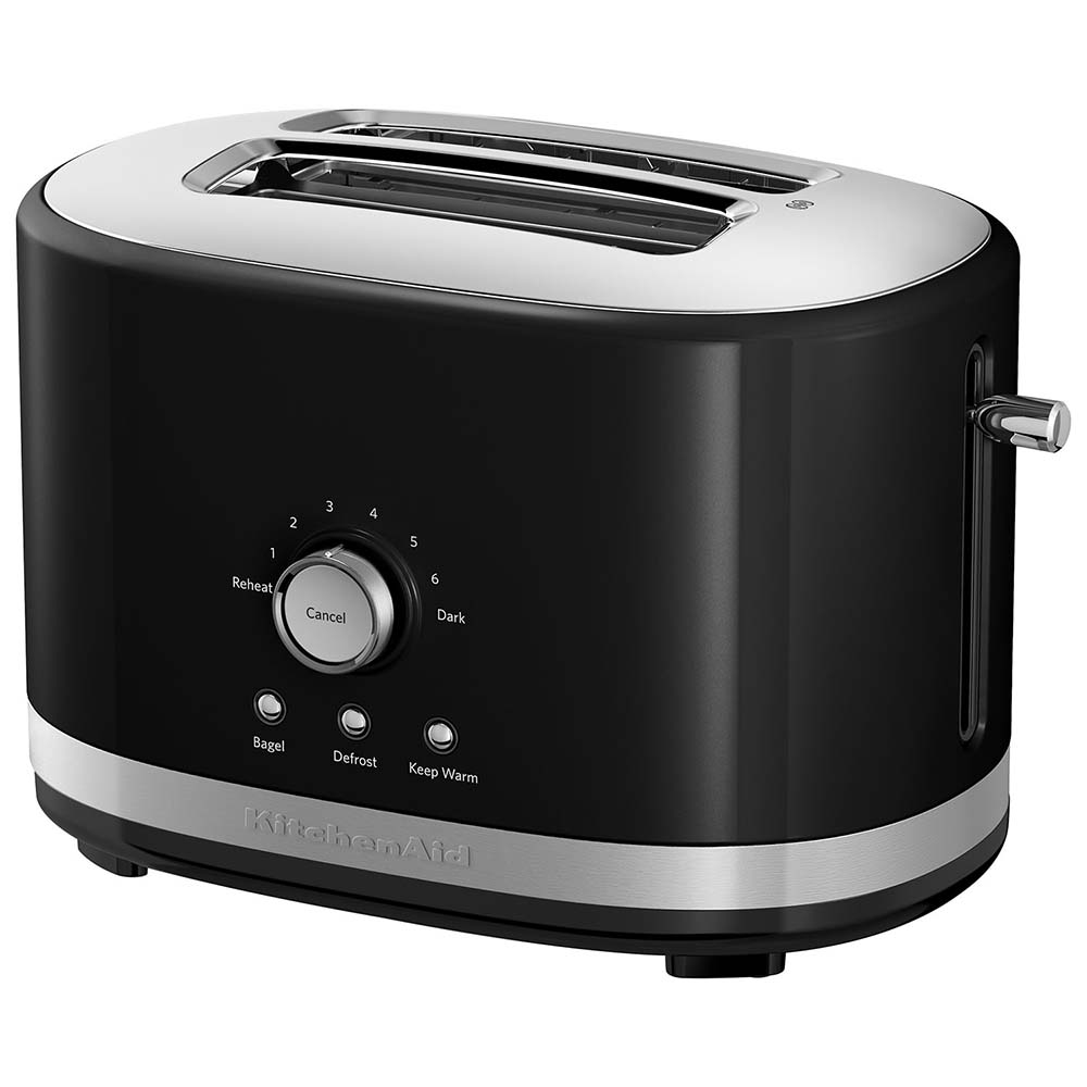 KitchenAid<sup>®</sup> 2-Slice Toaster with High Lift Lever (Onyx Black)