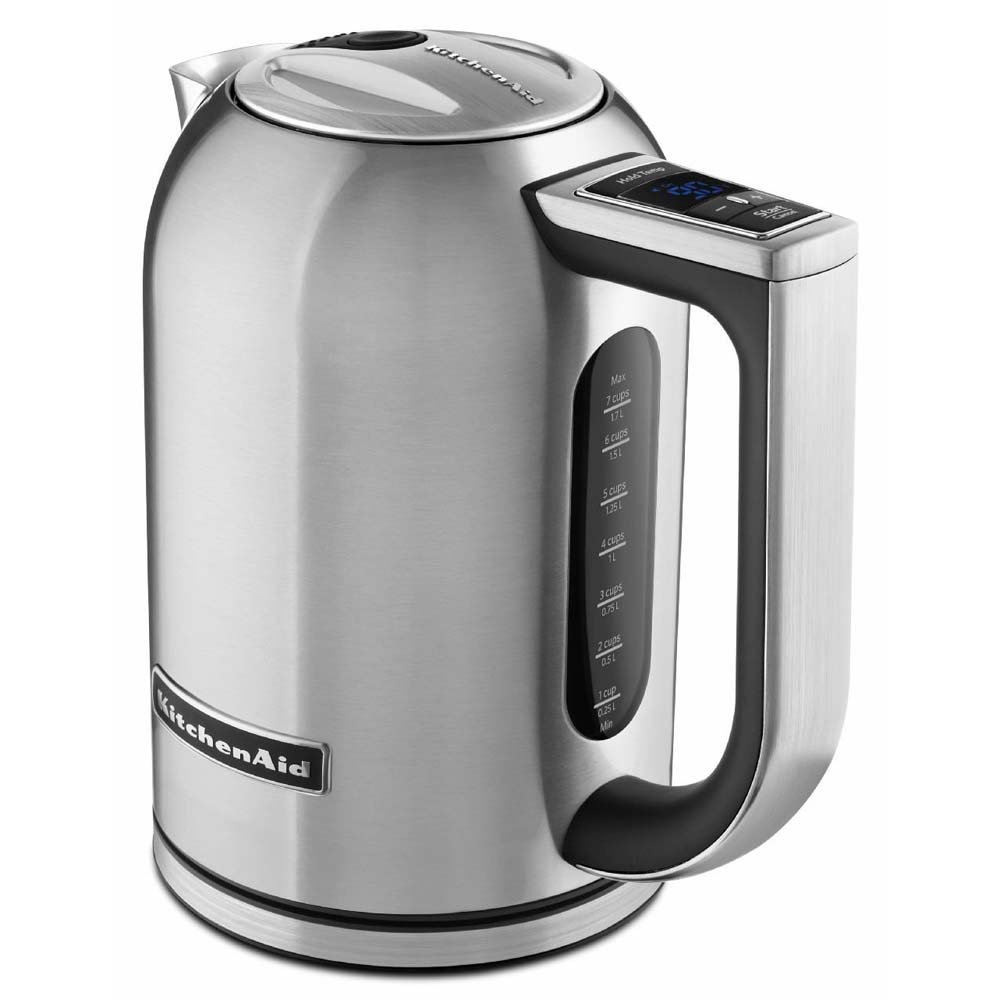 KitchenAid<sup>®</sup> 1.7 L Electric Kettle Stainless Steel