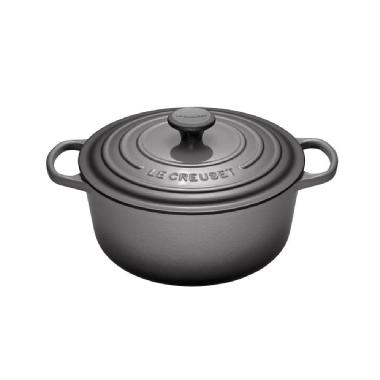 Le Creuset 5.3 L Round French Oven (Oyster)