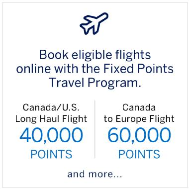Fixed Points Travel Program