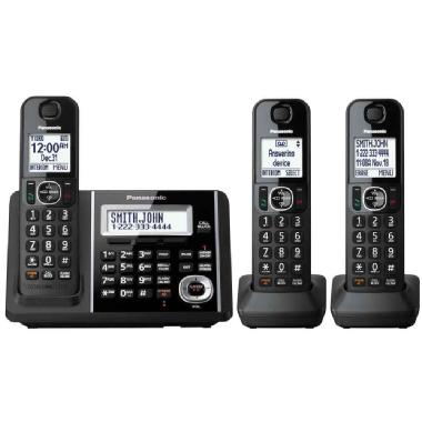 Panasonic Digital Cordless Phones and Answering Machine