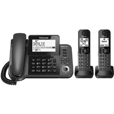 Panasonic Digital Corded / Cordless Phone with Power Back-Up Operation
