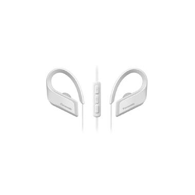 Panasonic Wings Ultra-Light Wireless Bluetooth<sup>®</sup><sup>®</sup> Sport Earbuds (White)