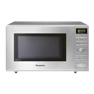 Panasonic Genius 1.2 Cu. Ft. Microwave - Stainless Steel