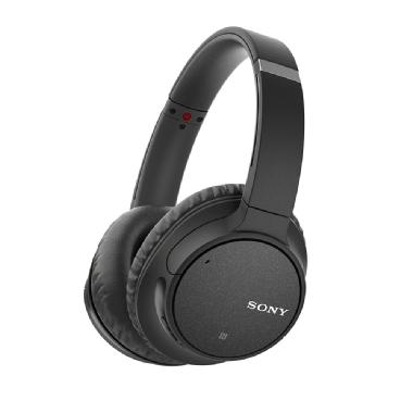 Sony Wireless Noise Cancelling Headphones (Black)