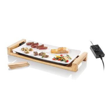 Swissmar Six-Person Fusion Ceramic Table Top Grill