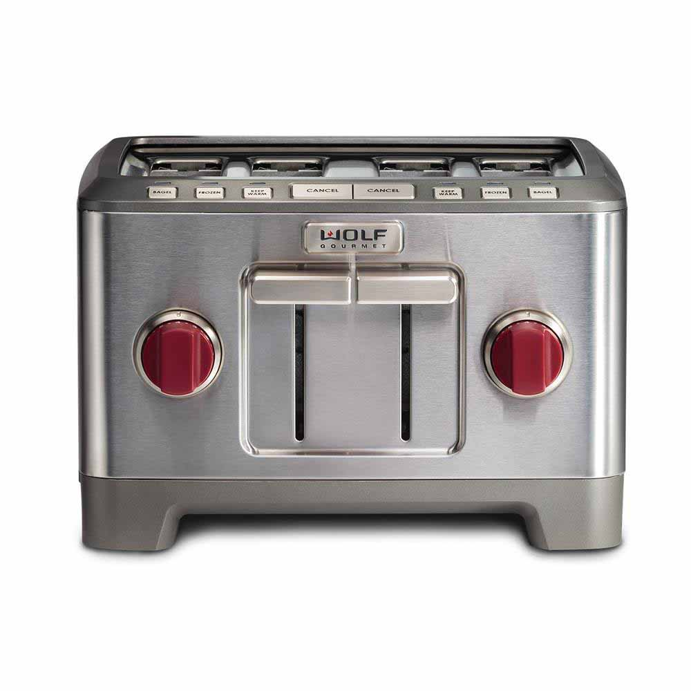 WOLF GOURMET Four-Slice Toaster