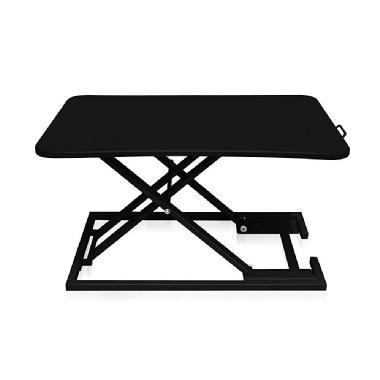 WOODMAYA<sup>®</sup> Adjustable Standing Desk Raiser (Black)