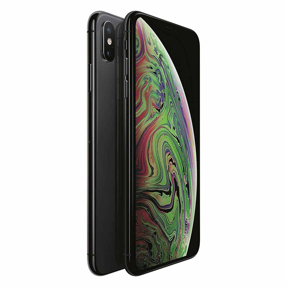 Apple iPhone XS (Space Grey) + Belkin Boost Up Special Edition Wireless Charging Pad (Space Grey)