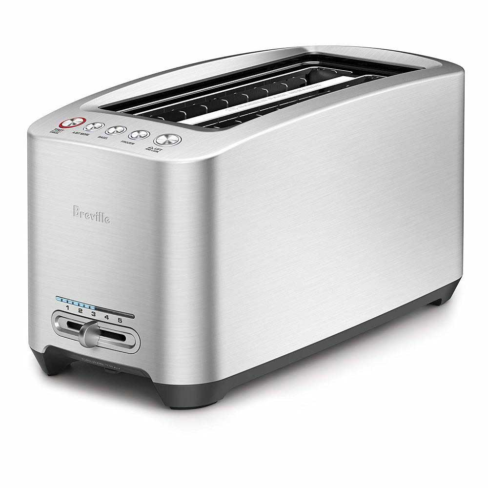 Die-Cast Smart Toaster<sup>™</sup> Long-slot 4-slice by Breville