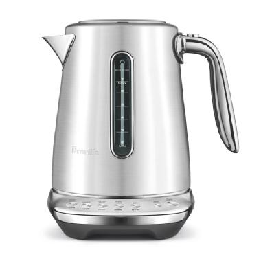 Breville Smart Kettle<sup>™</sup> Luxe, Brushed Stainless Steel