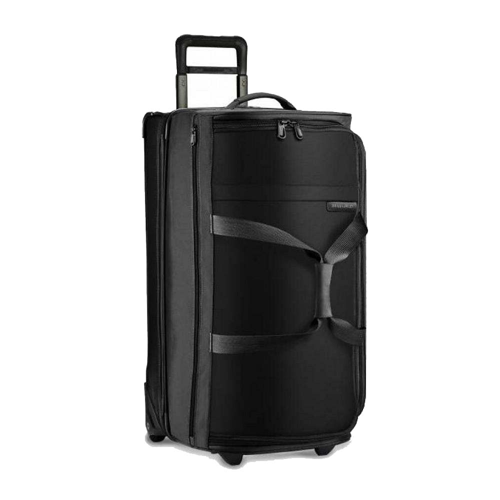 Briggs & Riley Baseline Large Upright Duffle (Black)