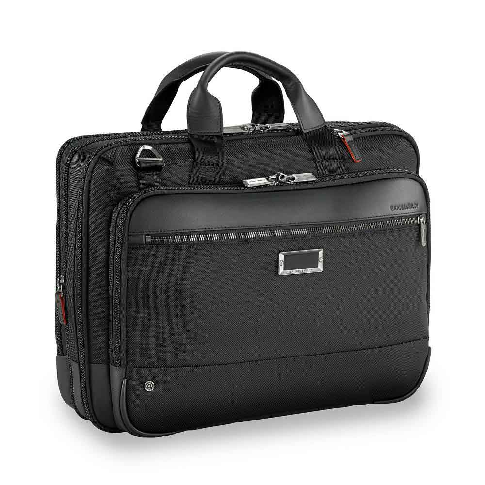 Briggs &amp;' Riley @work<sup>®</sup> Medium Expandable Brief (Black)