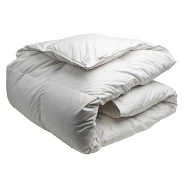 King All Season 650 Loft White Goose Down Duvet