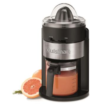 Cuisinart Citrus Juicer with Glass Carafe