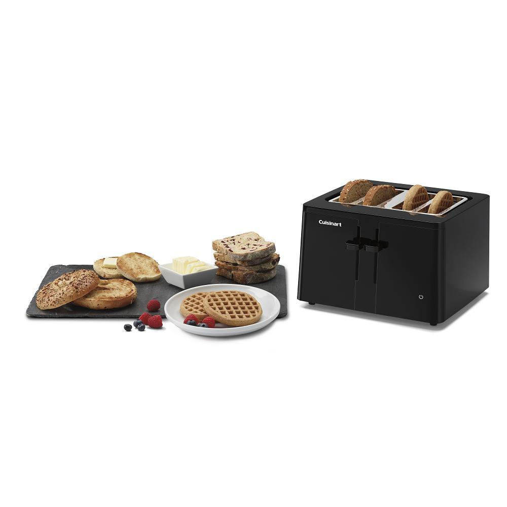 Cuisinart<sup>®</sup> 4-slice touchscreen toaster