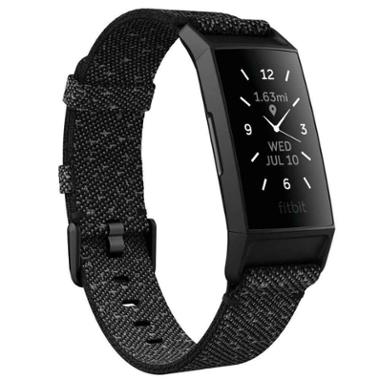 Fitbit Charge 4 - Special Edition (Black/Granite Reflective)