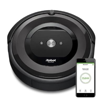 iRobot<sup>®</sup> Roomba<sup>®</sup> e5 Wi-Fi<sup>®</sup> Connected Robot Vacuum