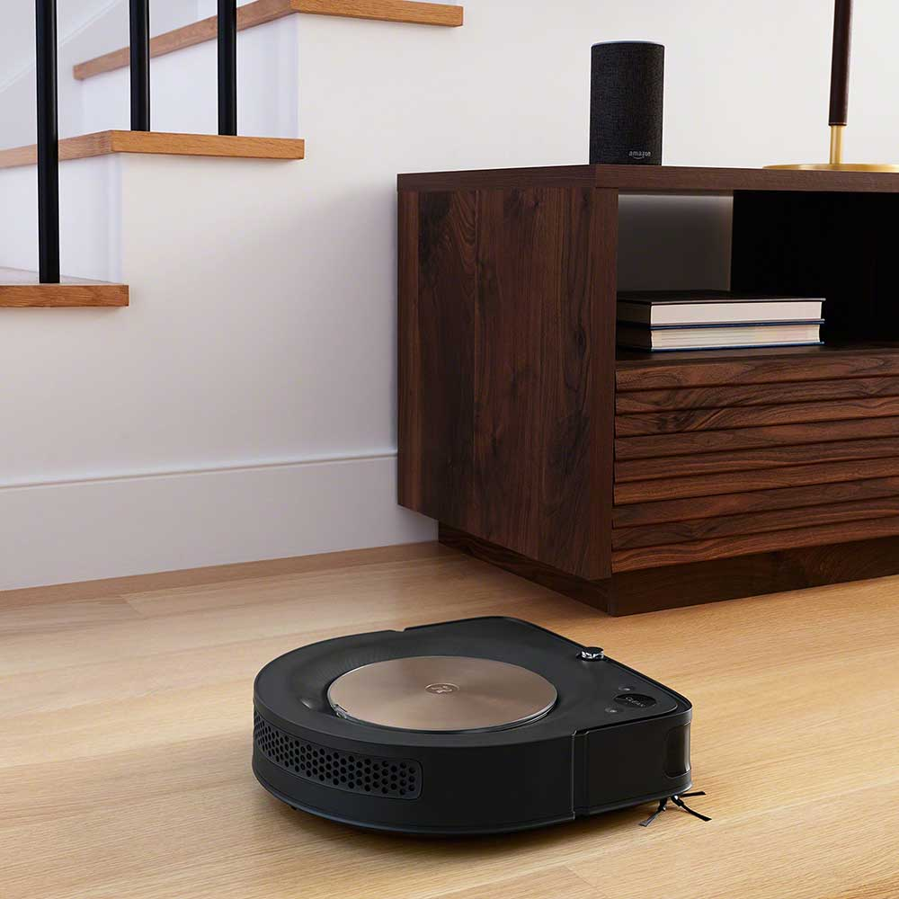 iRobot<sup>®</sup> Roomba<sup>®</sup> s9 Wi-Fi<sup>®</sup> Connected Robot Vacuum
