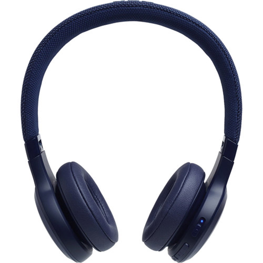 JBL Live 400BT On-Ear Wireless Headphone (Blue)