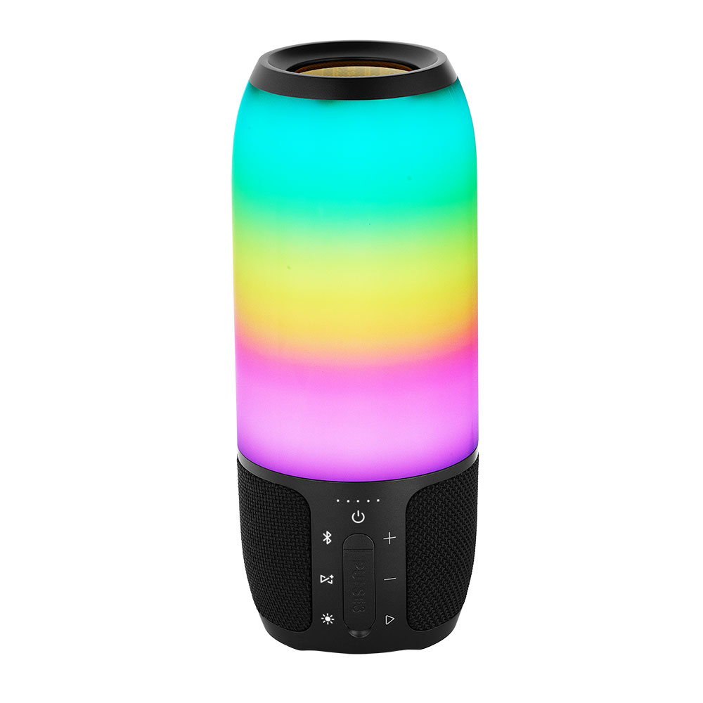 JBL Pulse 3 Portable Bluetooth<sup>®</sup> Speaker with 360° Lightshow and Sound